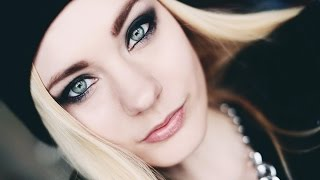 SMOKEY EYES TUTORIAL | Schnell & einfach | Deutsch/German