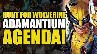 Everyone Gets Iron Man Armors! (The Hunt For Wolverine: Adamantium Agenda)