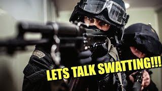 When SWATTING goes SOUTH | Off The Cuff Clip: Ep. 18