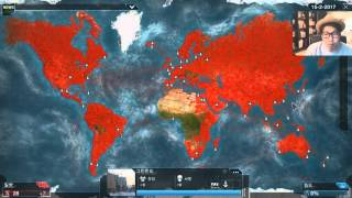 대도서관] 전염병 주식회사 1화 - 대도 탈모 바이러스편 (Plague Inc: Evolved)