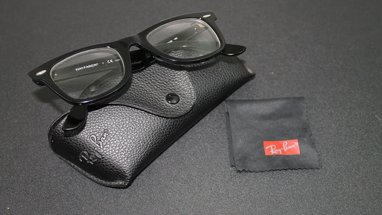 Rayban 5121 Review (Sizes 50-22-150) - YouTube 7613c8939097d