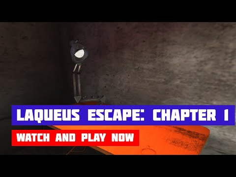 Laqueus Escape: Chapter 1 · Game · Walkthrough