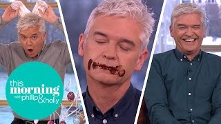 Phillip Schofield's Funniest and Cheekiest Moments | This Morning