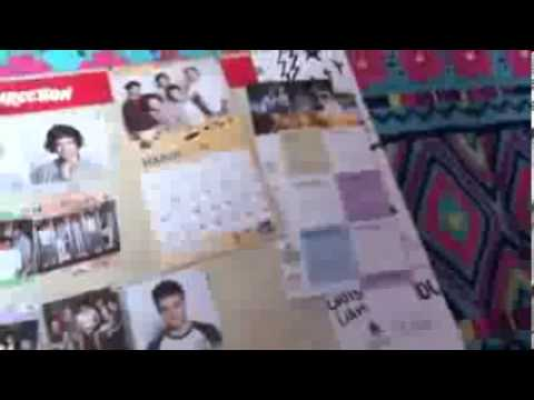 unboxing-one-direction-official-2014-calendar!