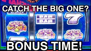 BIG FISH BONUS! Meet MRS PLATINUM? Slot play at Coushatta!