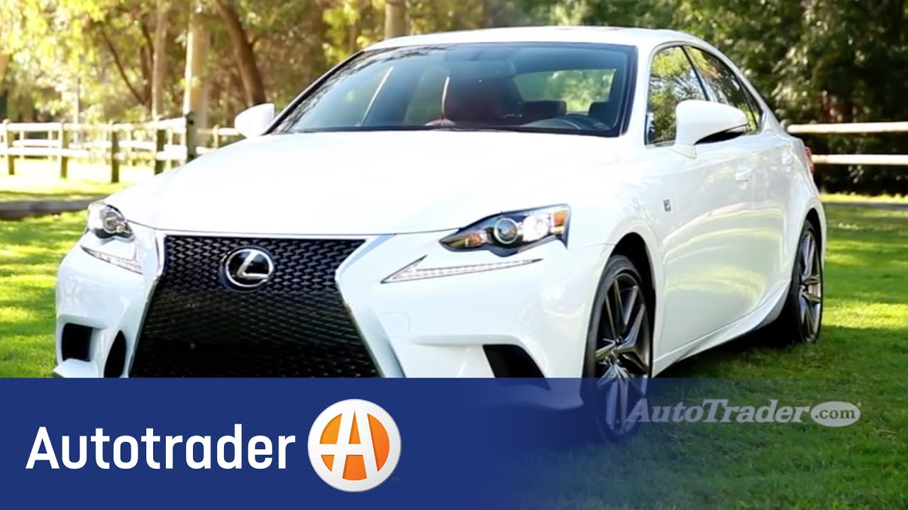 2015 Lexus IS 250 | 5 Reasons to Buy | Autotrader - YouTube