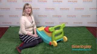 2-in-1 Slide To Rocker From Fisher-price