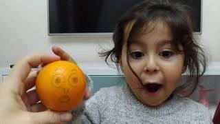 Çılgın Portakal Suratlar 😀 Eğlenceli Çocuk Videosu