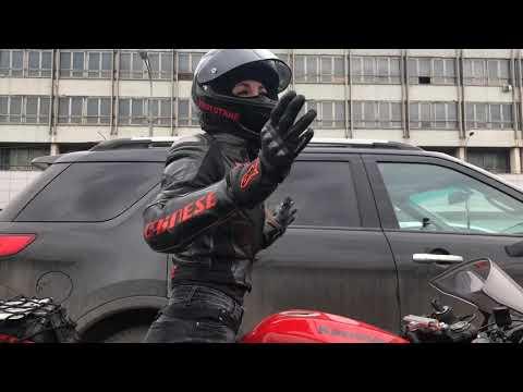 на всех светофорах #мототаня девушка на мотоцикле