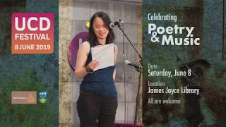 Celebrating Poetry and Music at UCD Library, part 3