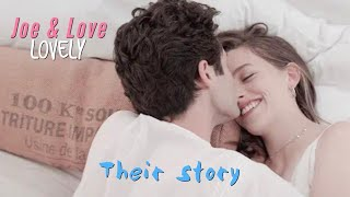 Joe & Love || ''I wolf you'' [their story] [YOU S2]