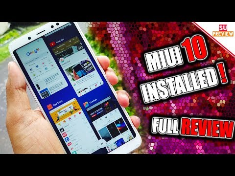 MIUI 10 INSTALLED ! || FULL DEPTH REVIEW ( EXCLUSIVE )