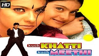 Kuch Khatti Kuch Meethi 2001 With English Subtitle - Comedy & Dramatic Movie | Kajol, Sunil Shetty