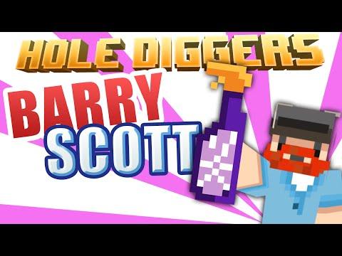 Minecraft - Barry Scott - Hole Diggers 12