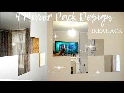 IKEA 'LOTS' 4 MIRROR HACK || HOME DECOR IDEA