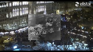 Elistair Use Case -  Vienna New Year's Eve Surveillance