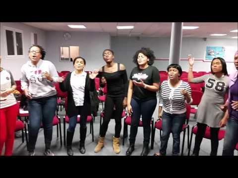 Toulouse Impact Gospel Choir  - Reçois l'adoration