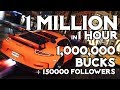 THE CREW 2 | FASTEST WAY To Earn Money | 1 Million in 1 Hour | EASY MONEY GUIDE *PATCHED*