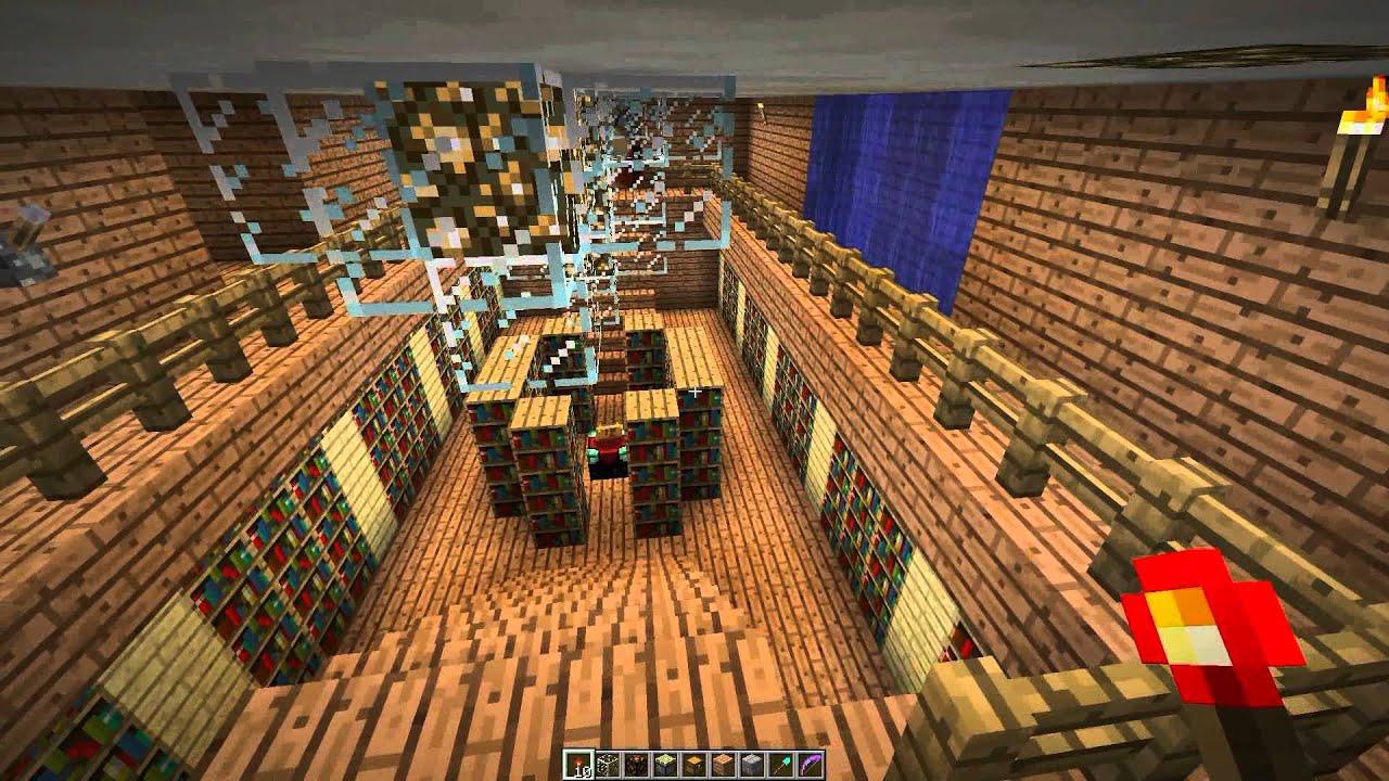Minecraft 1 6 4 Best Redstone House Youtube