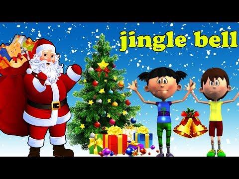 Jingle Bells   Christmas Songs For Children   Nursery Rhymes For Kids   Preschool Educational Video