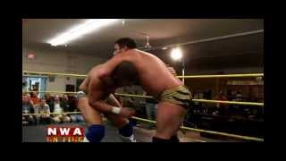 {NWA} Rochester Wrecking Crew vs. Julian Starr & Sebastian Cruz