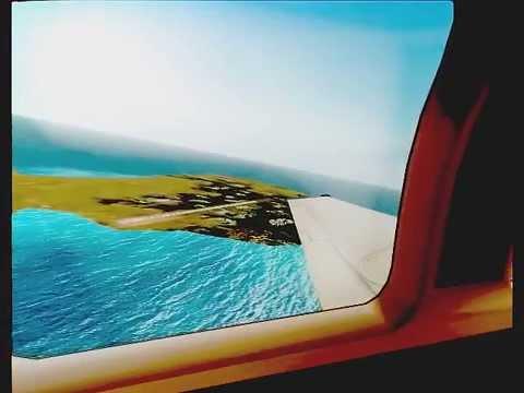 FSX - Cayman Islands flight