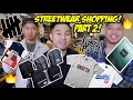 WHAT ITEMS TO GET AT A STREETWEAR STORE PT. 2 - COP OR DROP?!