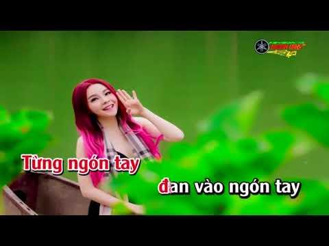 Karaoke Mười Ngón Tay Tình Yêu Remix - Saka Trương Tuyền |