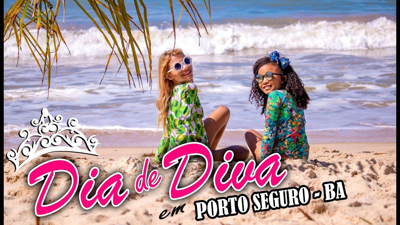 DIA DE DIVA com AMANDA NATHANRY em PORTO SEGURO- BA