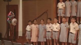將軍澳循道衛理小學校友會呈獻-十周年紀念特輯