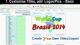Video Excel World Cup 2014 Brazil Match schedule (Customise and create your own Posters!) download MP3, 3GP, MP4, WEBM, AVI, FLV Januari 2018