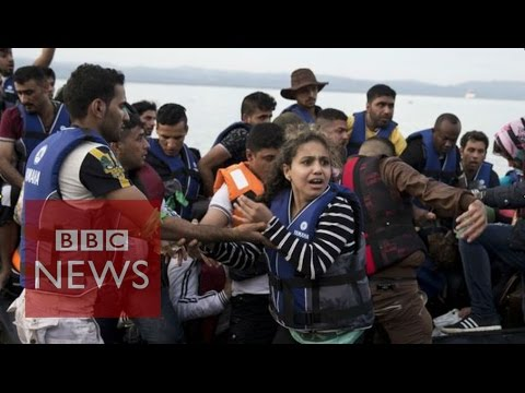 Migration to Europe - why now? BBC News