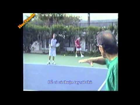 Học Tennis - Di chuyển - Hoctennis.net - 0963.221.048