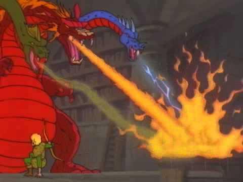 Подземелье драконов мультфильм смотреть бесплатно