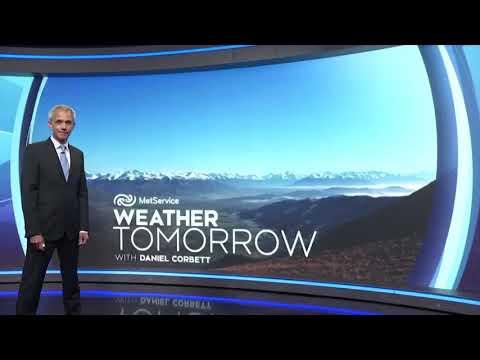 Dan Corbett from TVNZ1 News speaking Te Reo Maori