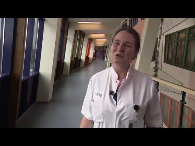 Marjan van den Berg, arts-seksuoloog bij Isala in Zwolle