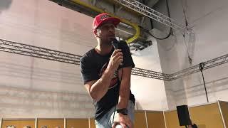JP Performance Auftritt - Essen Motor Show 2017 | Q&A  [4K]