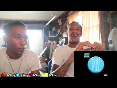 Travis Scott - Blue Pill (Prod. By Metro Boomin) (Reaction Video)