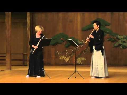 Shakuhachi to Flute