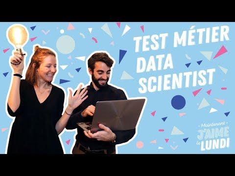 Comment devenir data scientist ou data analyst : métier, formation, salaire et Big Data !