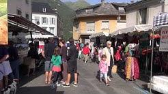 Marché de Luz St Sauveur 2014