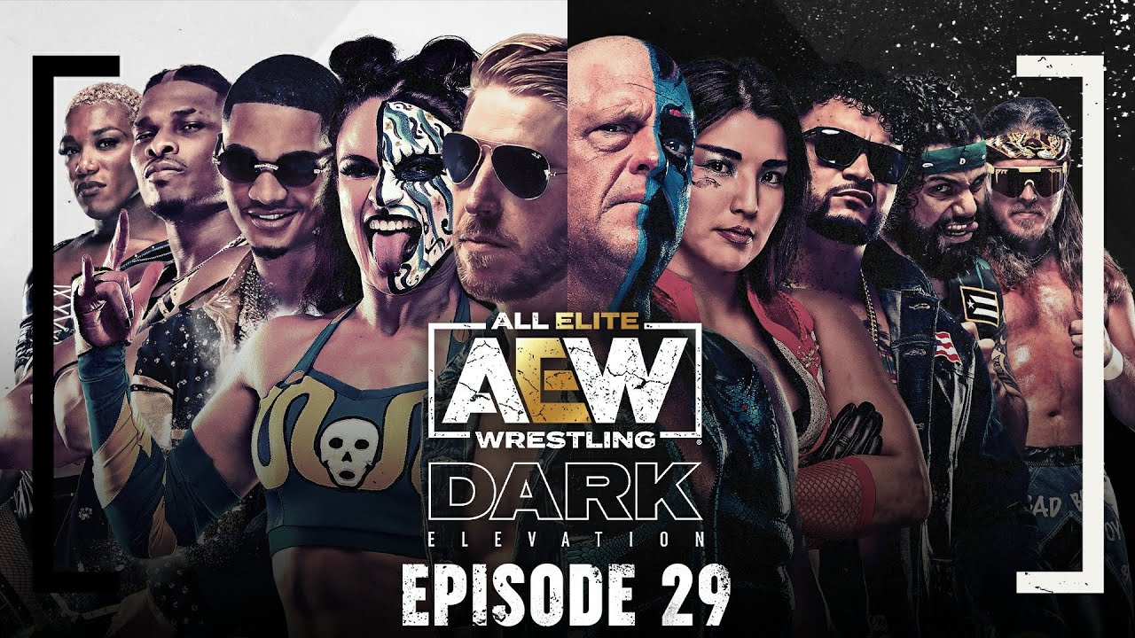 Download 9 Matches Featuring Dustin v QT Marshall + Orange Cassidy, Shida, & more! | AEW Elevation, Ep 29