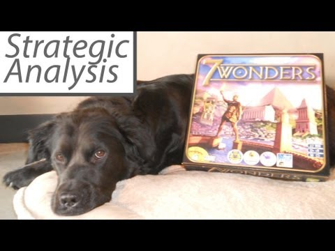 7 Wonders - Strategic Analysis