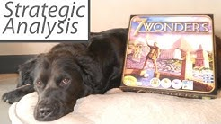 7 Wonders - Strategic Analysis