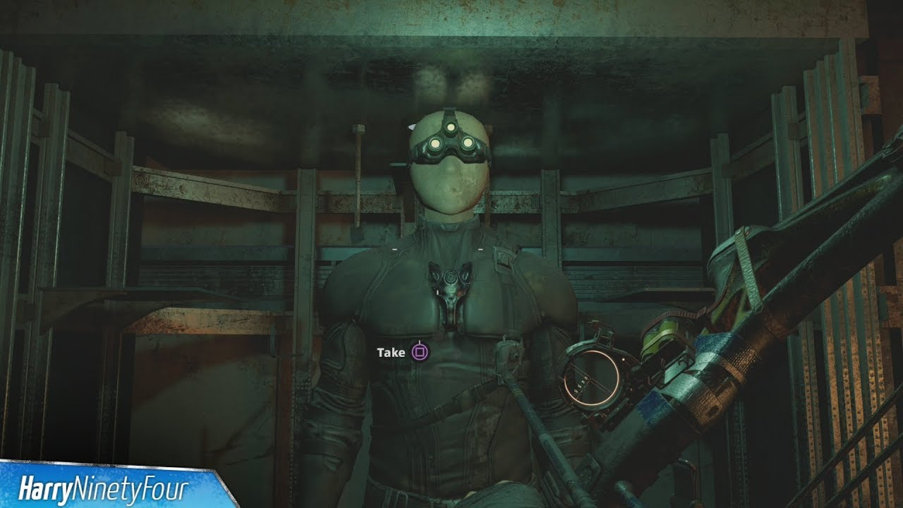 Far Cry New Dawn Sam Fisher S Outfit Location Guide Splinter Cell Easter Egg