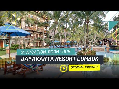 HOTEL JAYAKARTA LOMBOK | Room Tour - Liburan Akhir Tahun #Part 1