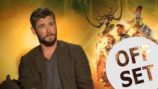 Chris Hemsworth reveals what his kids think of having Thor for a dad