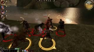 Dragon Age Origins Gameplay (max settings, 1920x1080, 8xAA) - Diamond 5870 1Gb