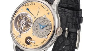 Watches Weekly with Charlie Foxhall: F.P Journe, Piaget & The Atmos Clock