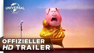 Sing - Trailer german/deutsch HD